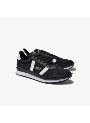 Lacoste Spor Ayakkabı Siyah